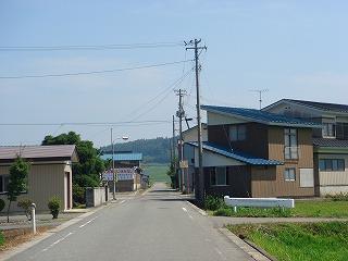 鮭川村の様子2