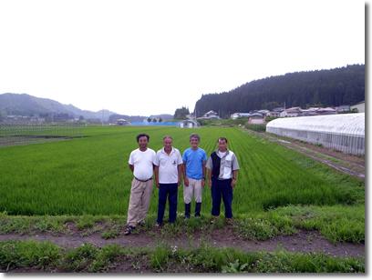 鮭川村の生産者