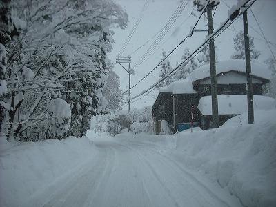 大雪の三和5