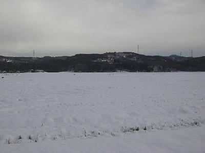 三和雪景色1
