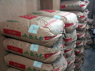 新米・特別栽培米三和コシヒカリ